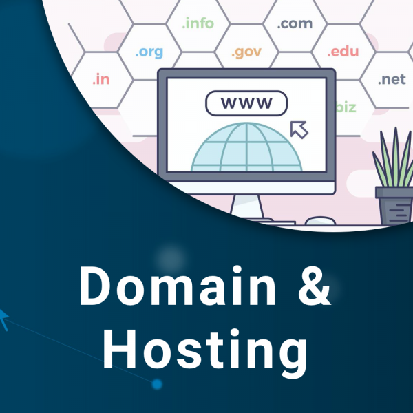 Domain and Hosting Image