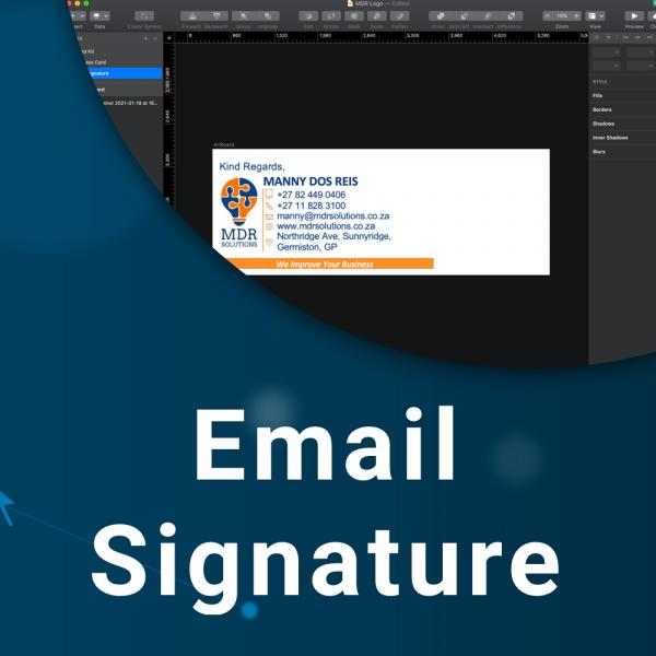 Email Signature Image