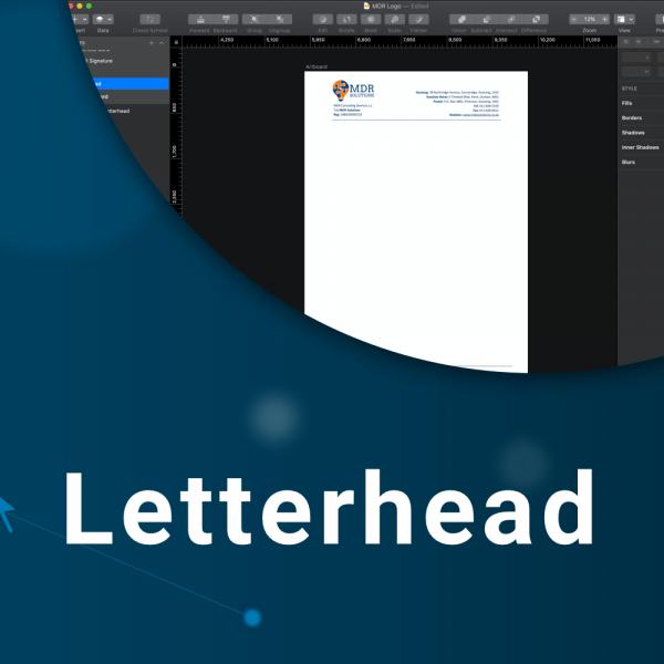 Letterhead Image