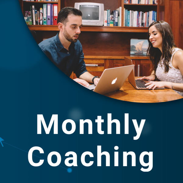 Monthly Coaching Image