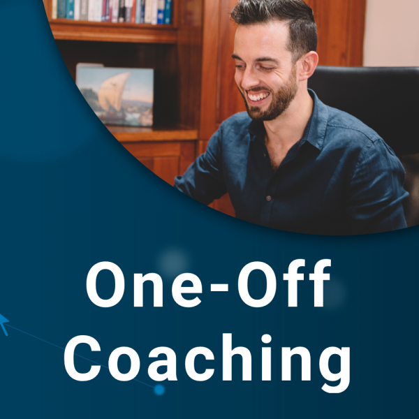 One-Off Coaching Image