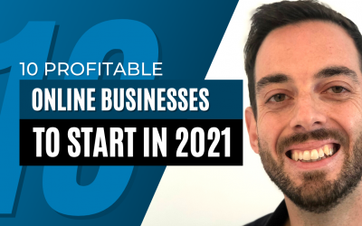 10 Profitable online businesses to start in 2021