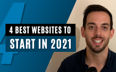 The 4 best types of websites to start in 2021