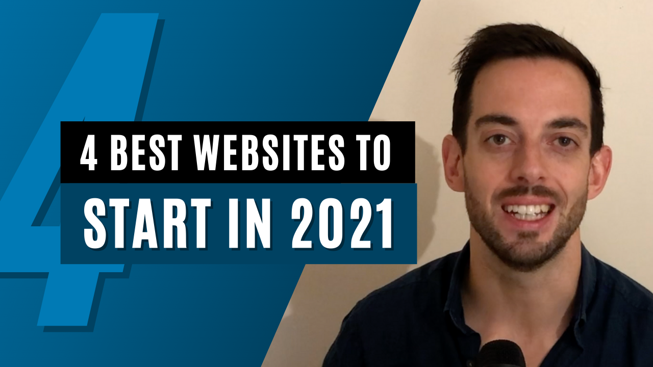 The best types of websites to start