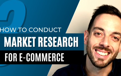 How to conduct market research for your new e-commerce store in 3 steps
