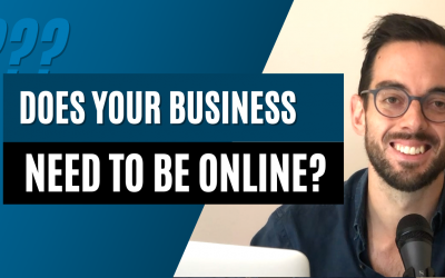 Does your business need a website if your customers are happy?