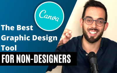 Canva 3 Reasons why it's the best graphic design tool for non-designers