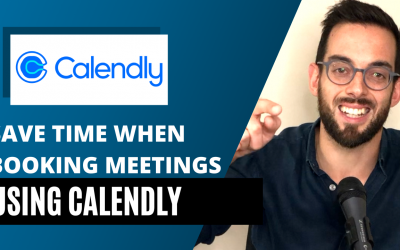 Save time when booking meetings with Calendly